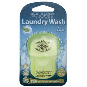 Sea to Summit Trek & Travel Pocket Laundry Wash 50 Blättchen